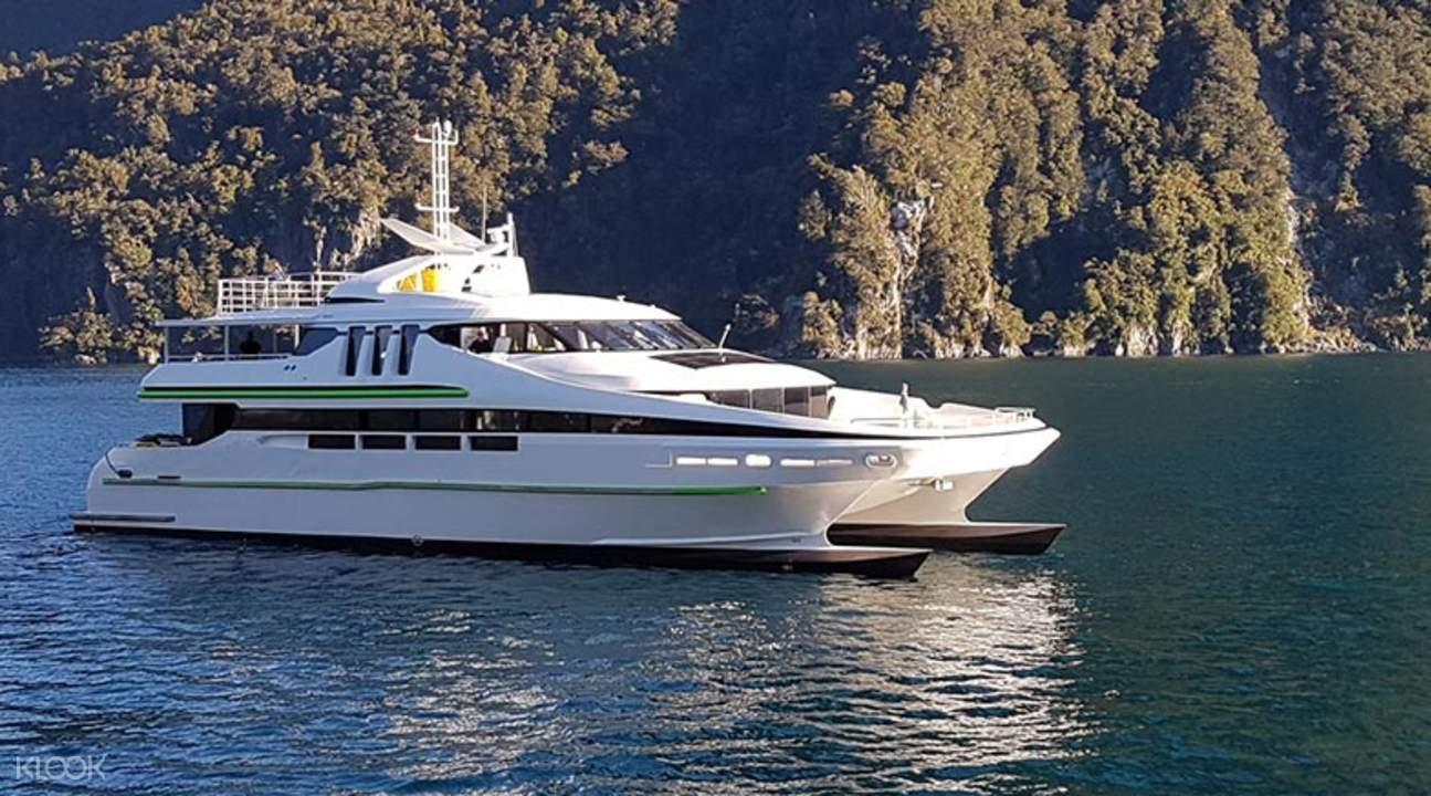 新西蘭米爾福德峽灣