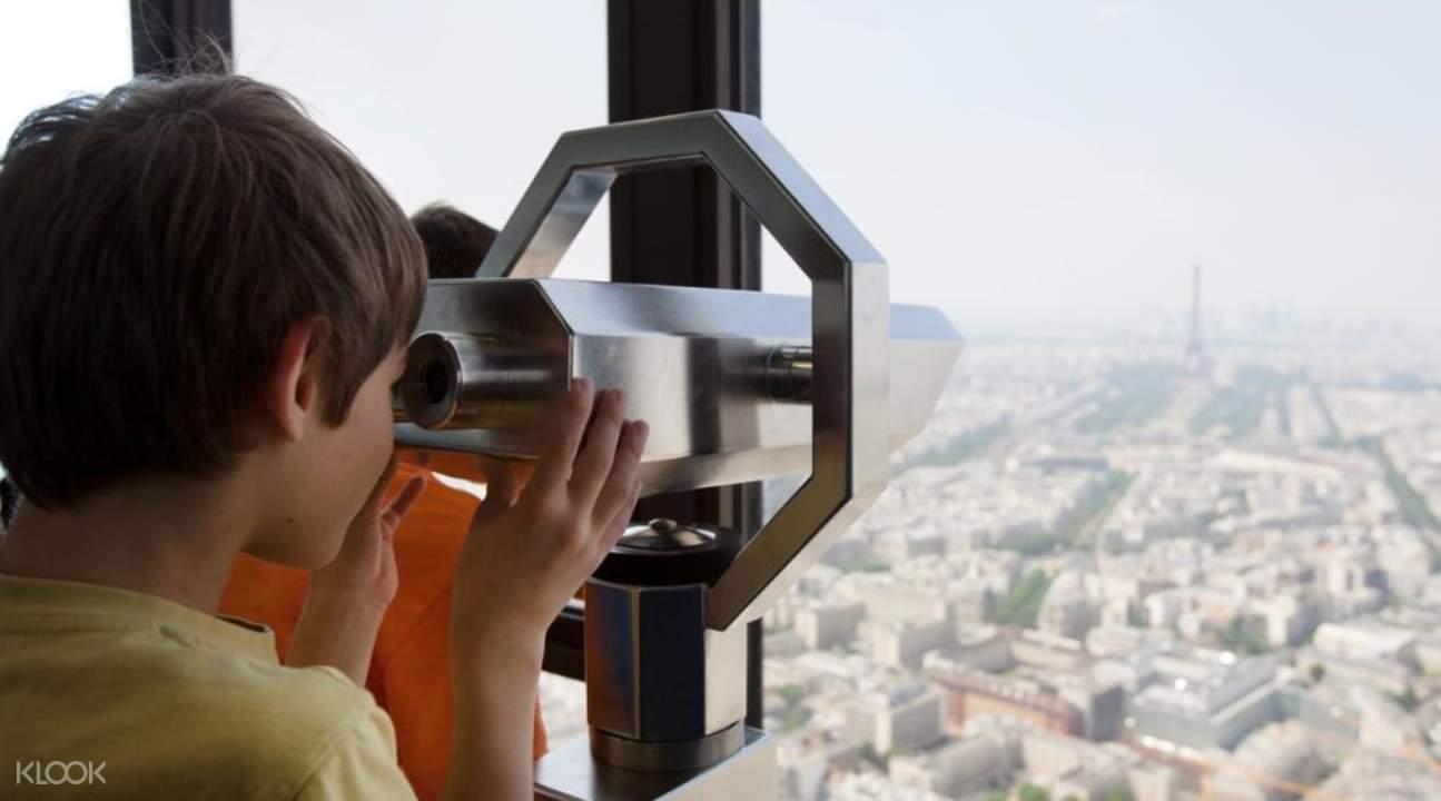 蒙帕纳斯大厦观景台