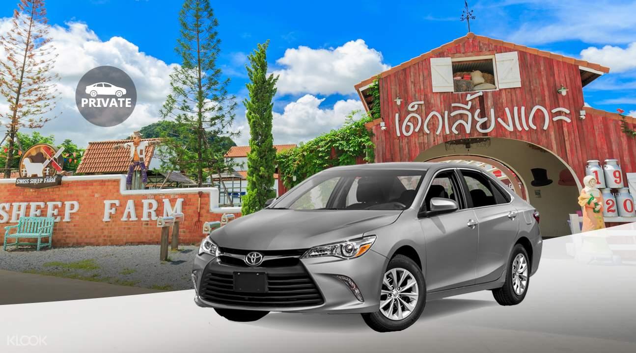 曼谷至芭達雅,曼谷包車遊覽,芭達雅包車遊覽