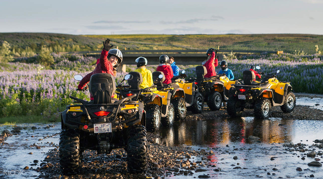 黃金圈ATV體驗