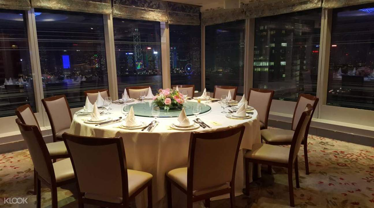 w1 restaurant tsim sha tsui hong kong victoria harbour