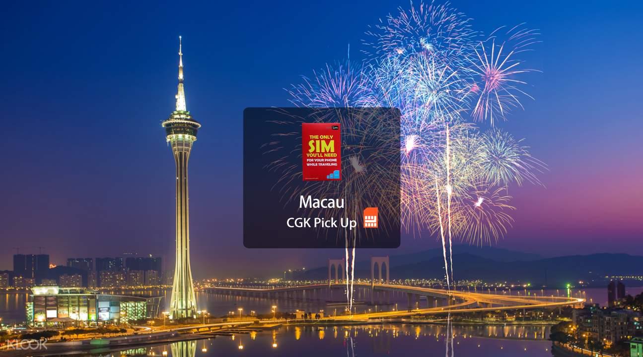 Macau SIM card