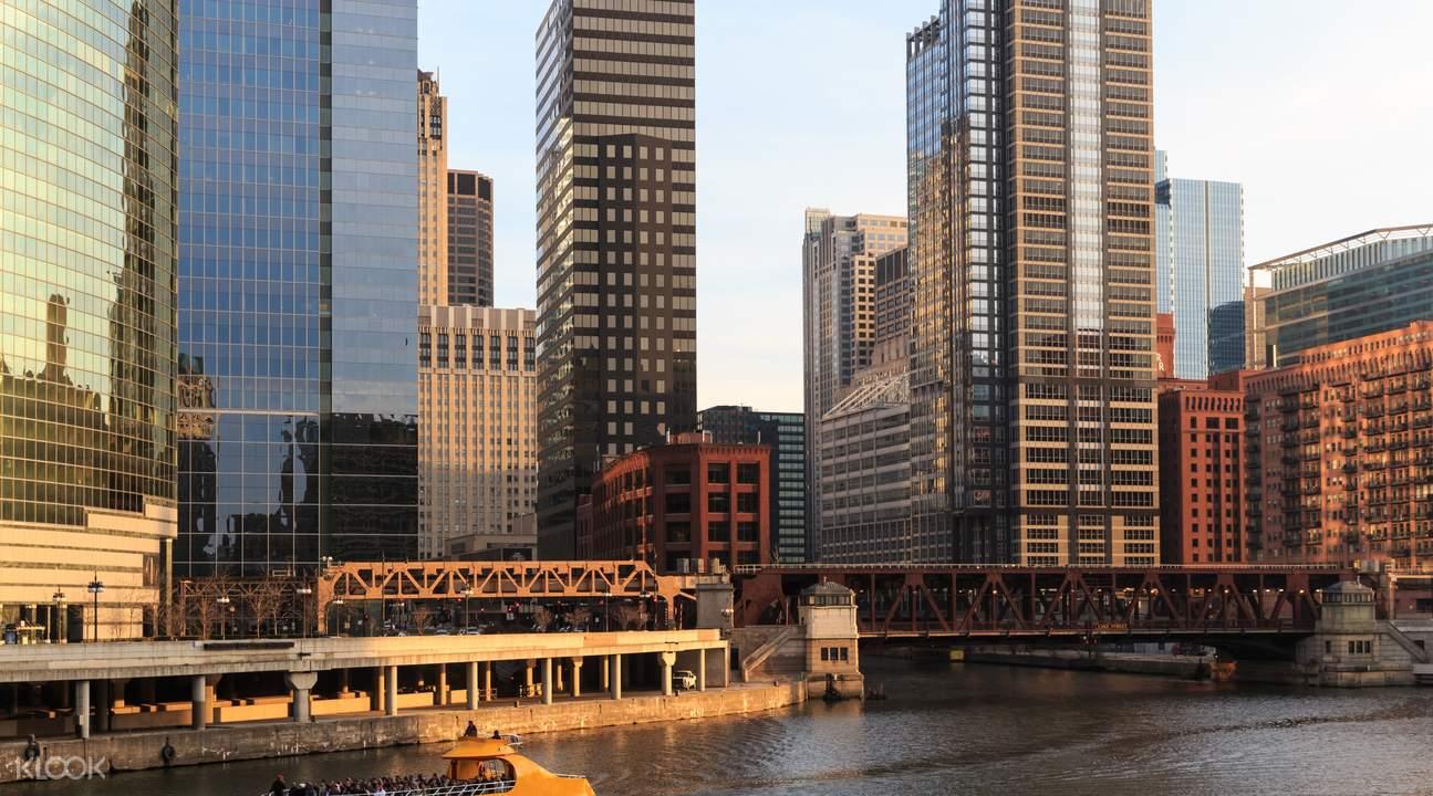 芝加哥遊船