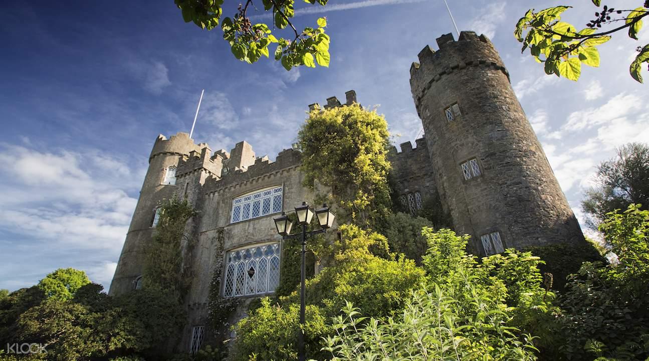 馬拉海德城堡一日遊,都柏林出發馬拉海德城堡旅行,霍斯漁村,霍斯漁村旅行,都柏林附近霍斯漁村