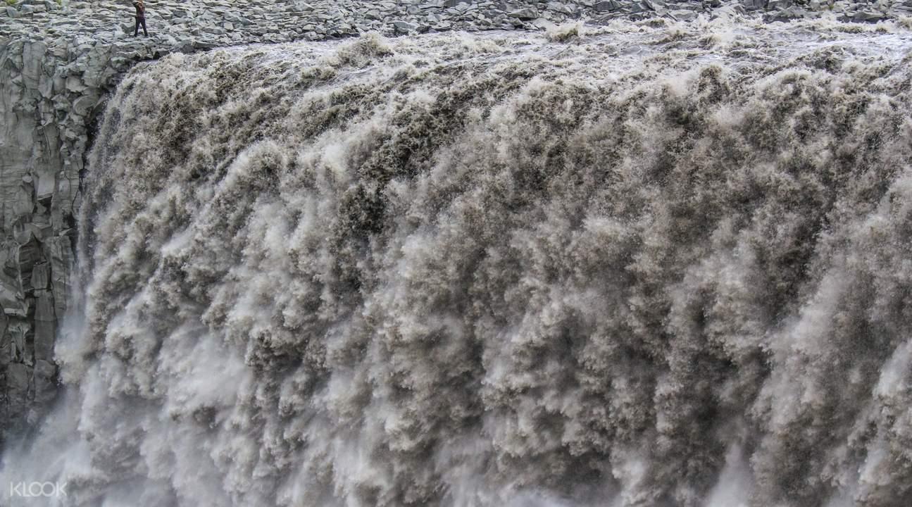 黛提瀑布觀光 & 吉普車越野體驗