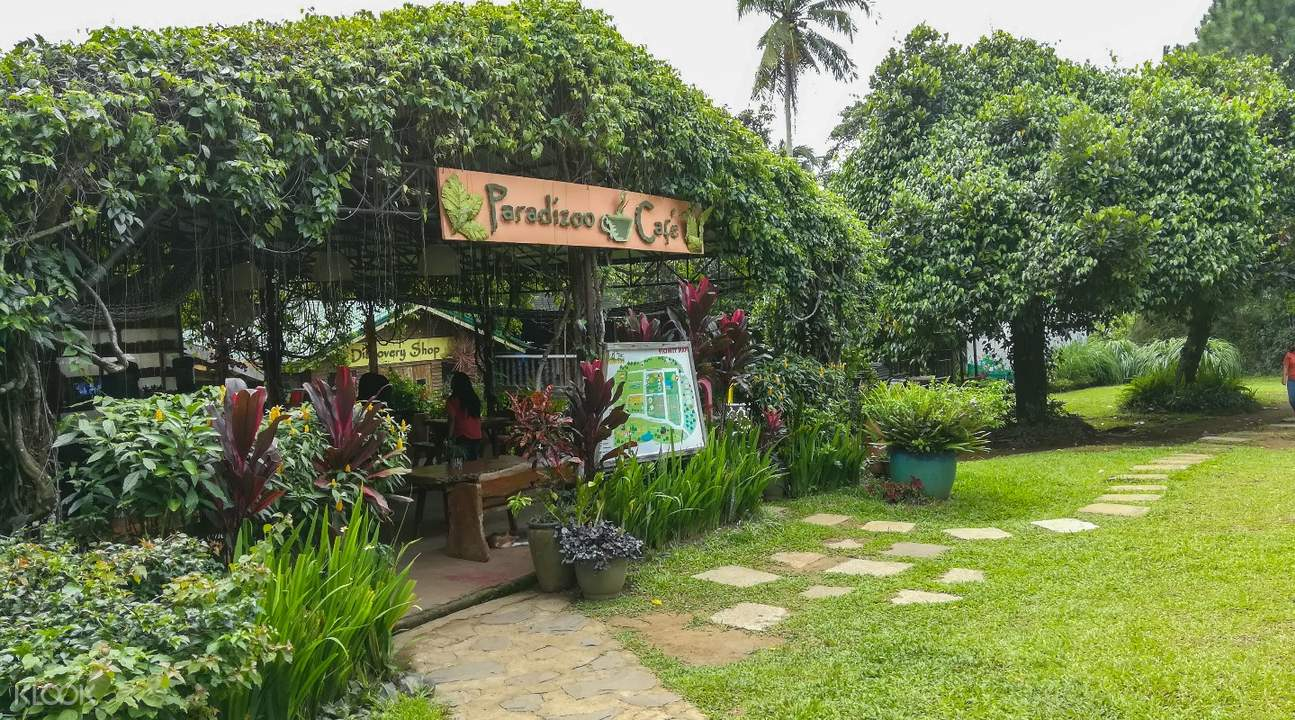 paradizoo tagaytay manila philippines