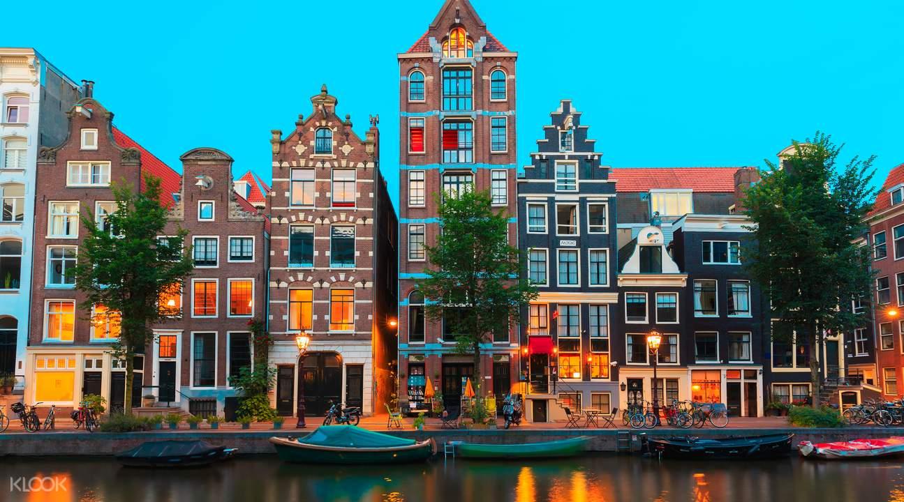 阿姆斯特丹城市觀光通票(巴士 / 遊船)