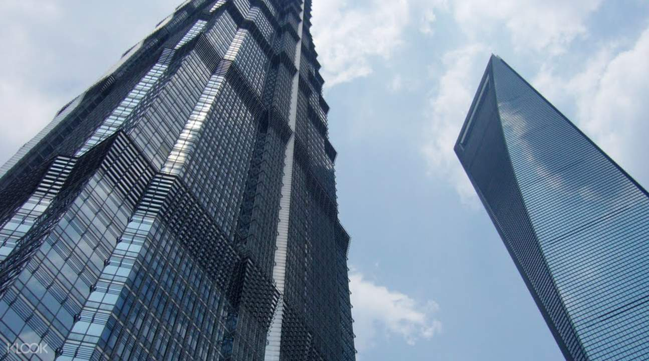 Jin Mao Tower Observation platform entrance tickets