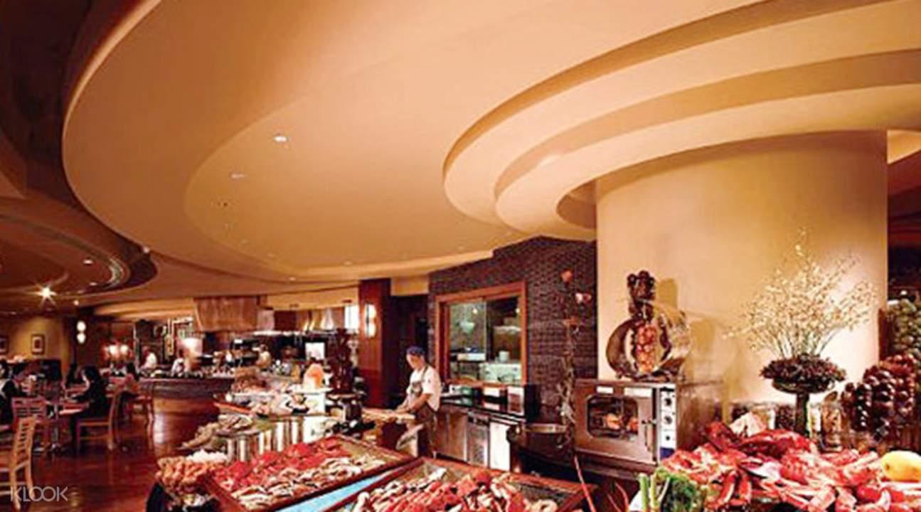 888 restaurant sands macao