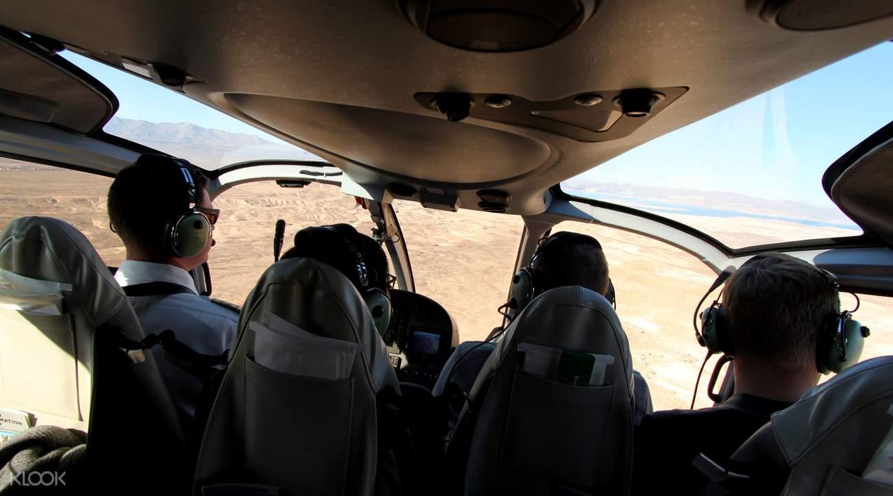 印第安領地 大峽谷西緣直升機觀光之旅(含雙降落)
