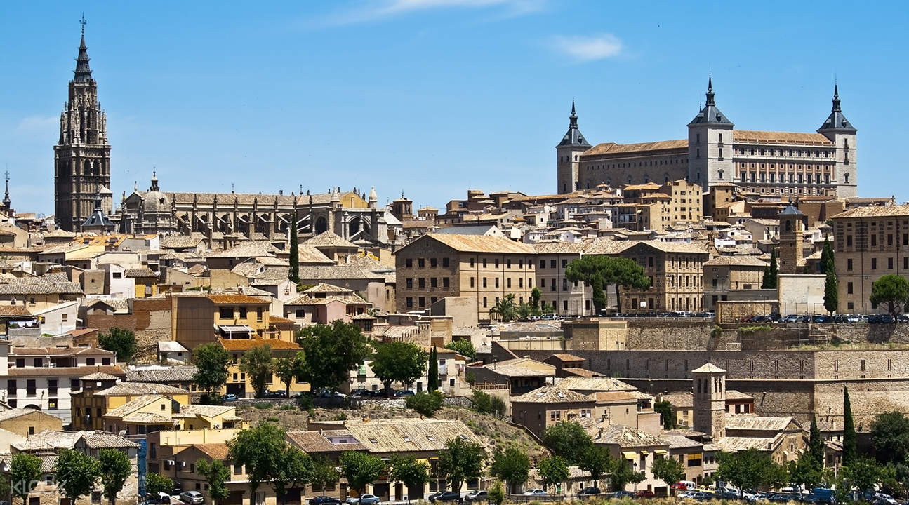 toledo half day guided tour from madrid
