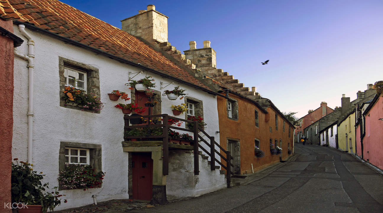 outlander tour, outlander tour from edinburgh, outlander day tours edinburgh, culross village tour, culross village outlander