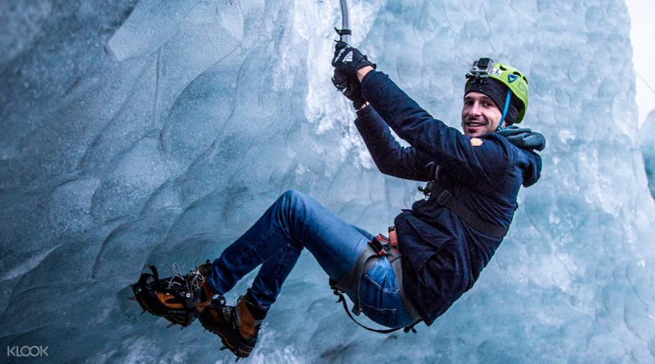 sólheimajökull glacier hike, solheimajokull ice climbing and glacier hike, sólheimajökull ice climbing, sólheimajökull glacier