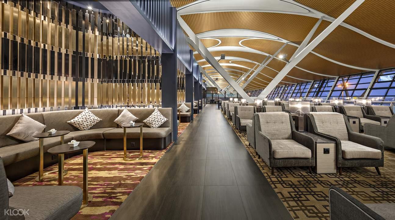 上海环亚机场贵宾室