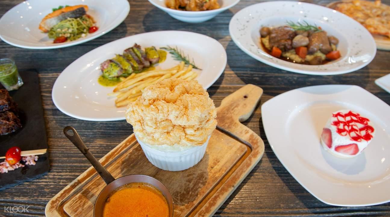 曼谷自助餐