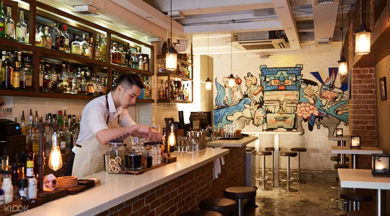 little lab bar hong kong