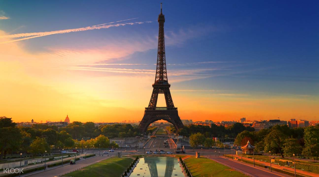 bus tours paris evening