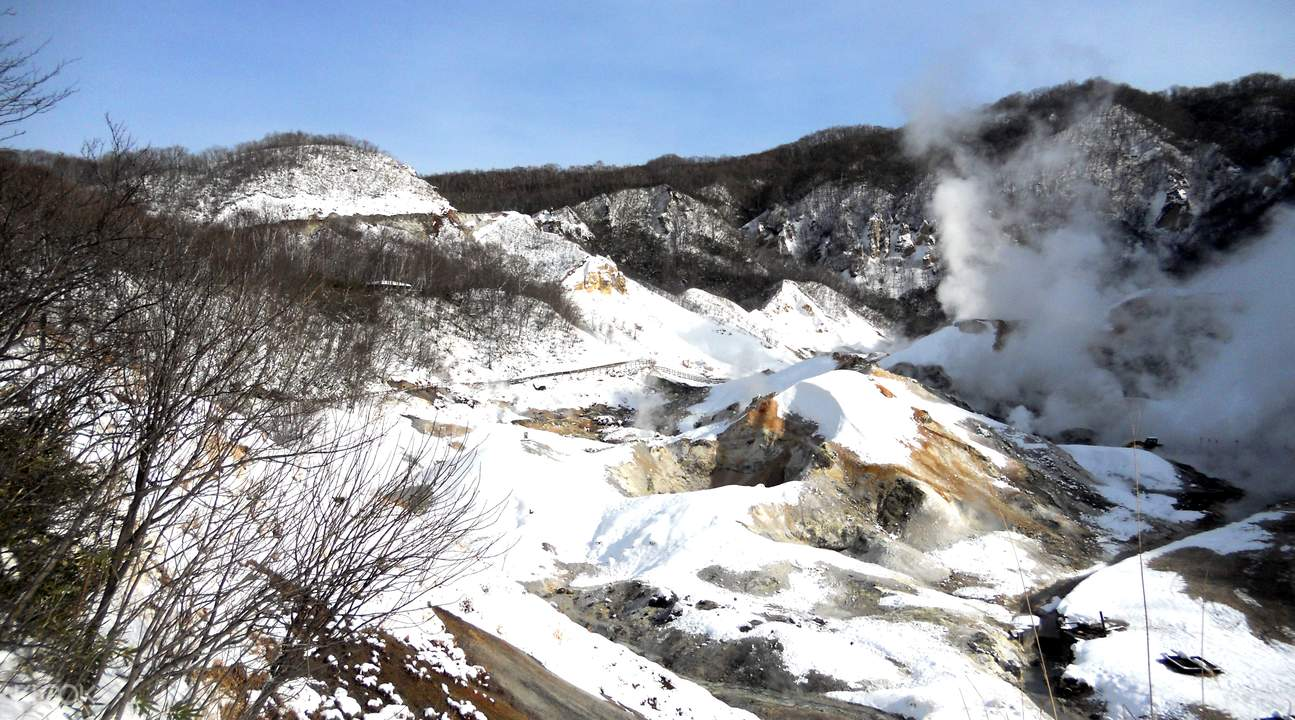 北海道Resort Liner巴士登別、洞爺湖號路線一日遊