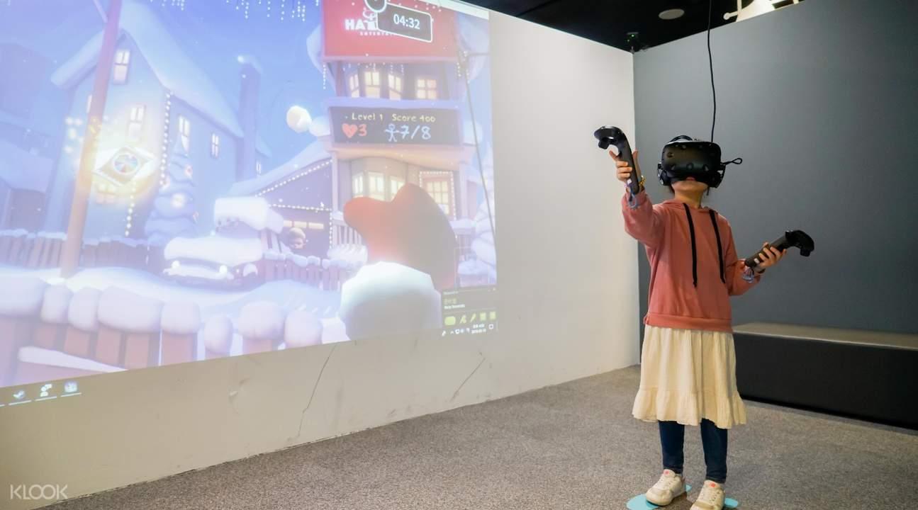 首尔东大门Fanta VR虚拟体验馆