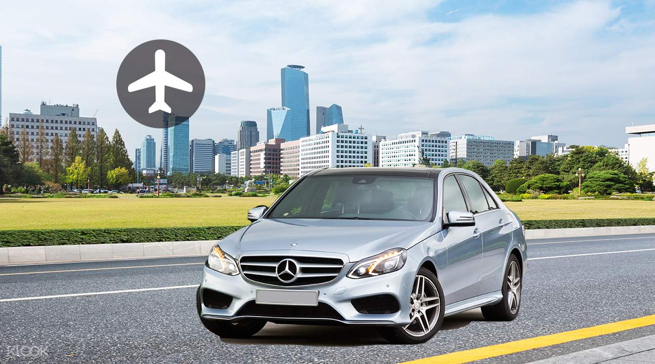 gimpo airport luxury transfer