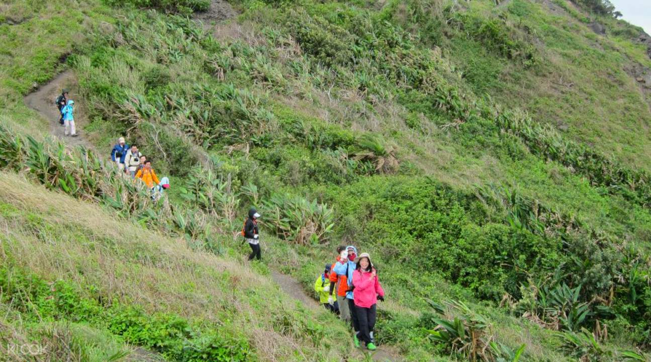 A Lang Yi Trail Kenting hiking