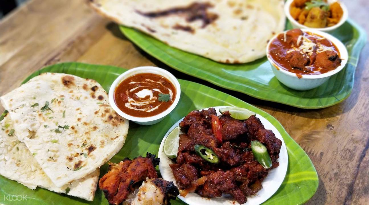 Indian Classic Cuisine AS印度传统美食 - 新加坡老巴刹