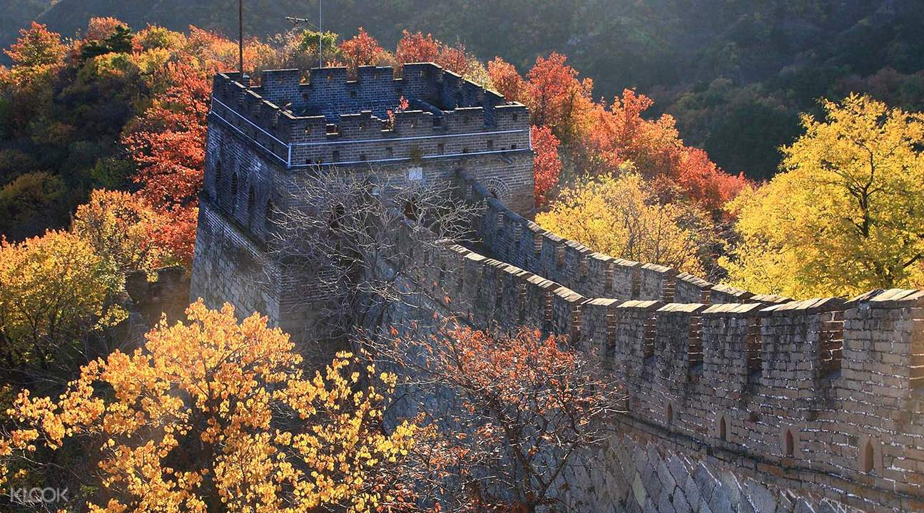 Mutianyu Great Wall entrance Ticket