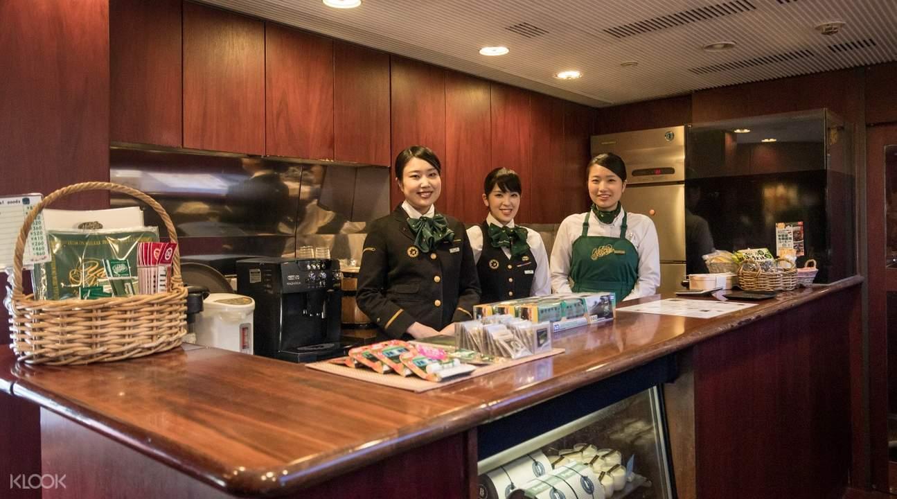 如何兌換JR 九州鐵路周遊券