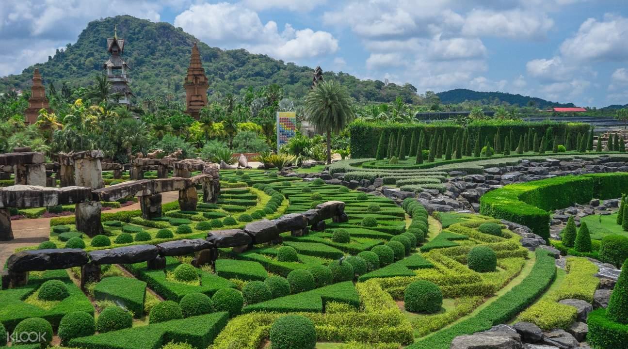 Nong Nooch Tropical Botanical Garden Klook