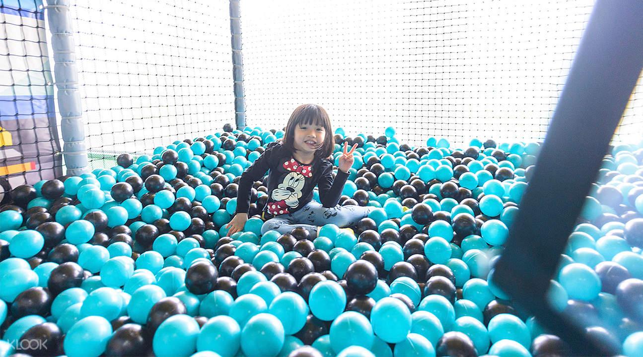 t-play kids indoor playground
