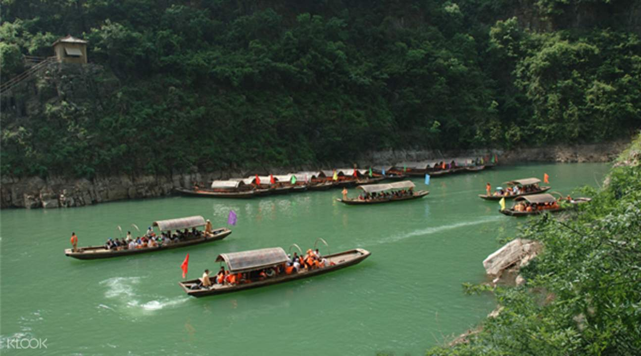 three little gorges combo ticket chongqing