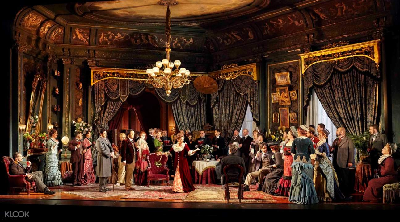 La Traviata Sydney Opera House