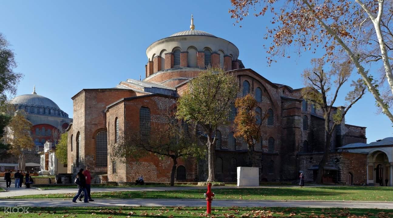 土耳其 伊斯坦布尔 神圣和平教堂
