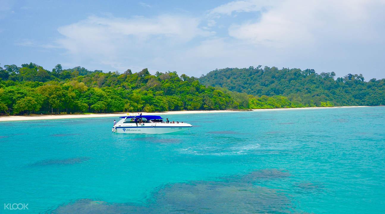 surin islands cruise love andaman