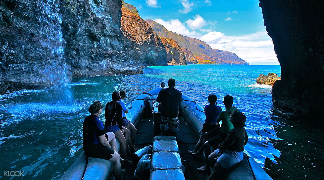 Kaelakekua bay rafting