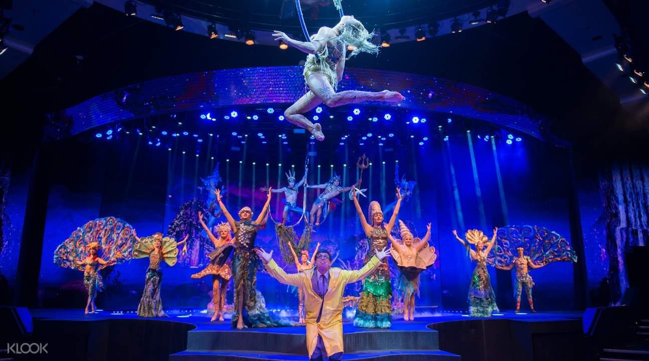拉斯維加斯驚奇世界馬戲團,拉斯維加斯馬戲團,拉斯維加斯WOW World of Wonder馬戲團