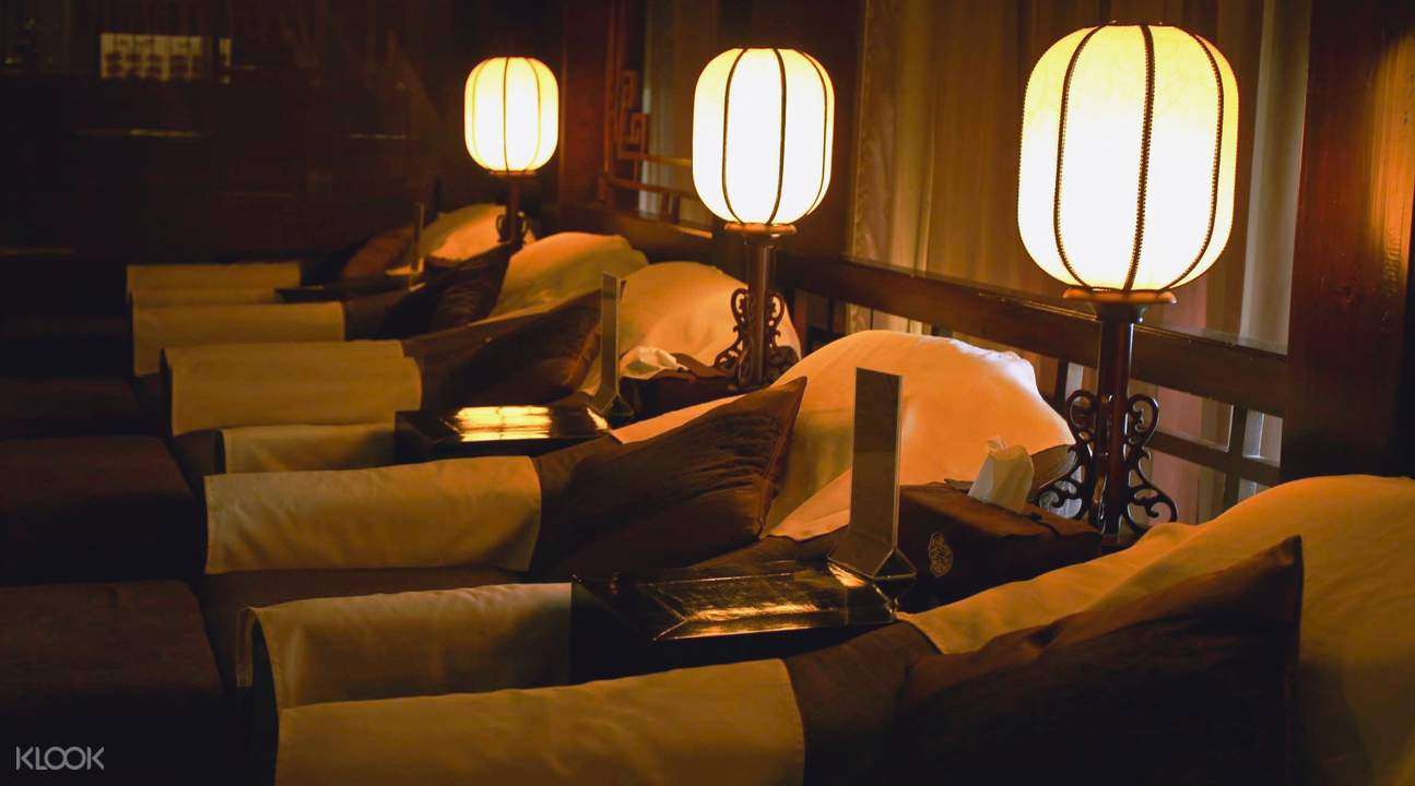 what to do in shanghai foot massage