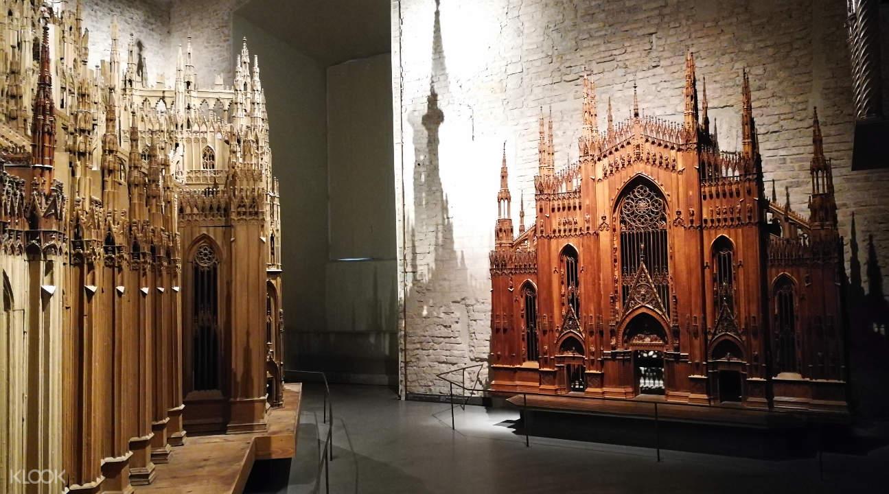 the Duomo di Milano Museum
