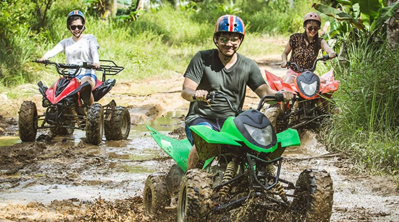 沙邦(Sabang)ATV丛林越野