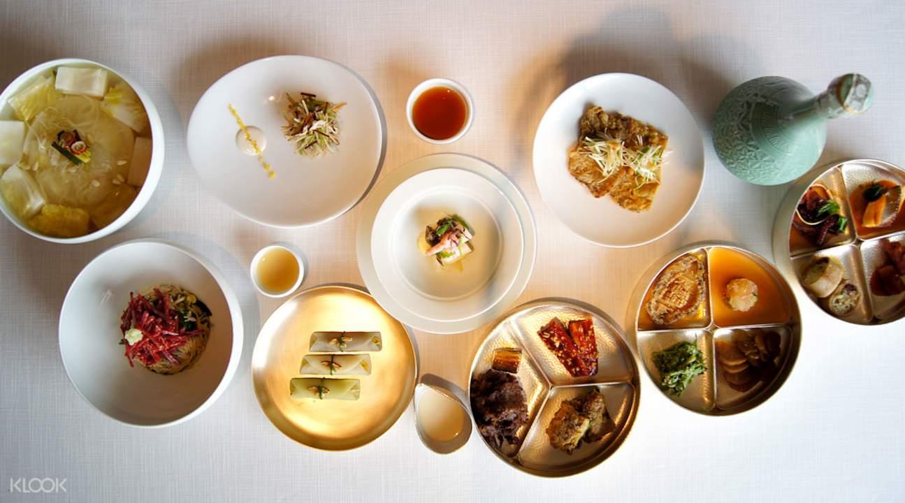 seoul shilla la yeon reservation service