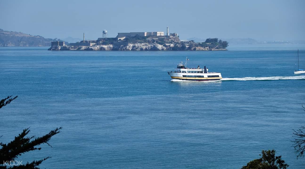 Alcatraz Island Tour cruise