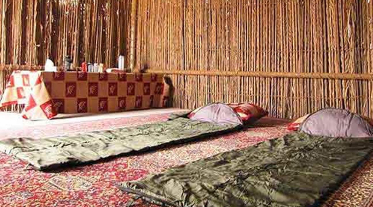 arabian desert camp