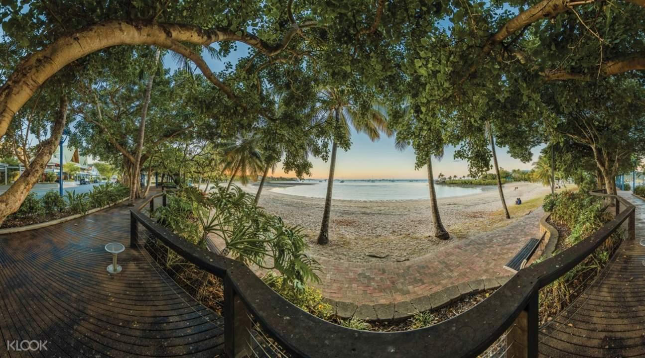 艾尔利海滩