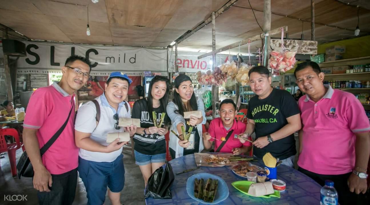 民丹島美食發掘之旅