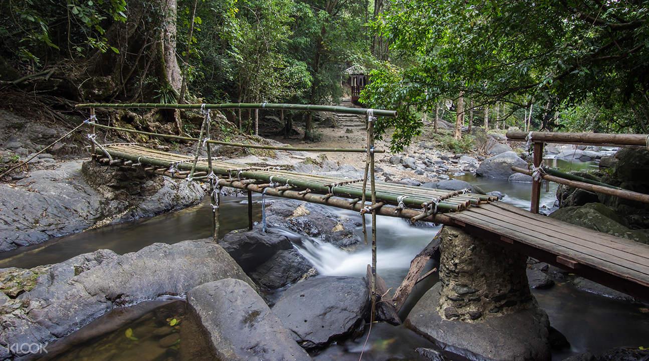 私人導覽 華欣巴拉吳瀑布徒步之旅