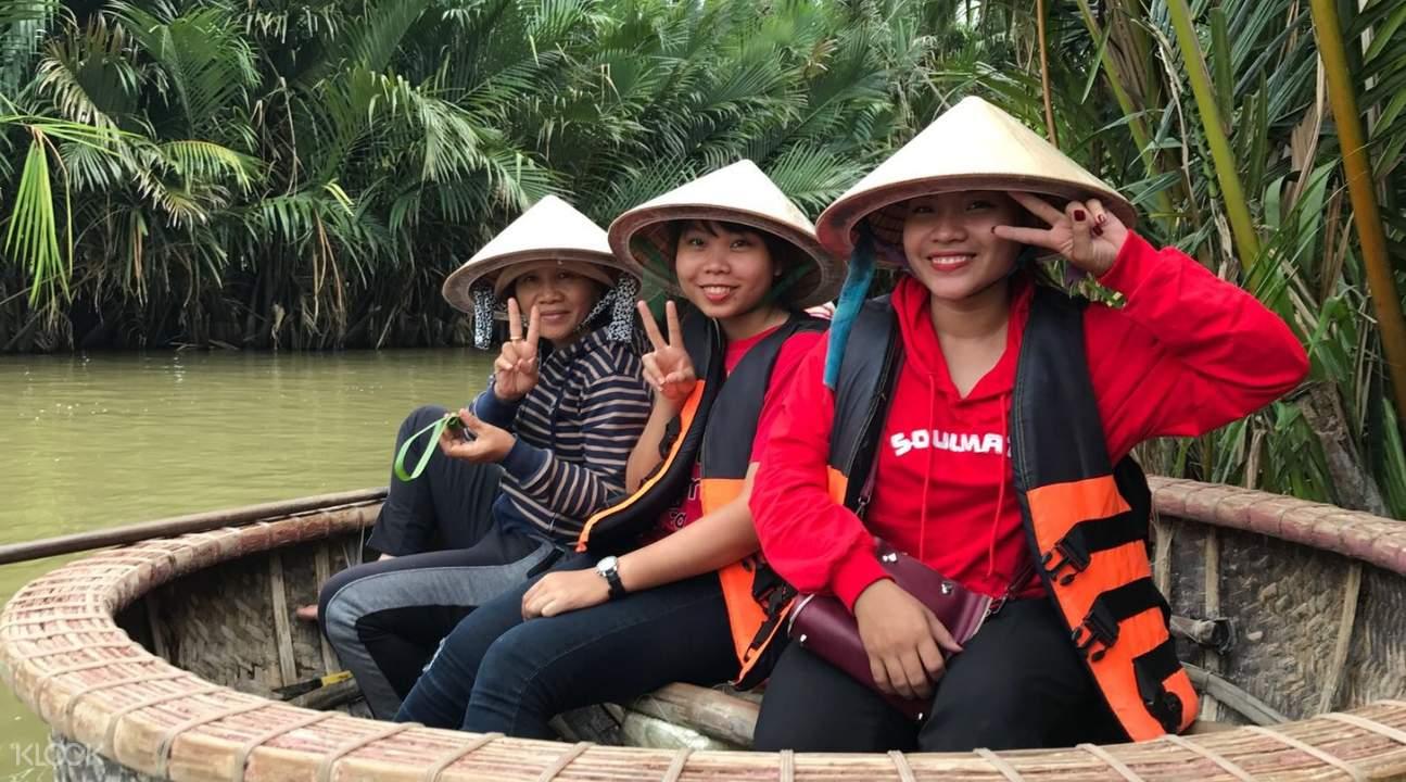 越南會安迦南島單車騎行之旅