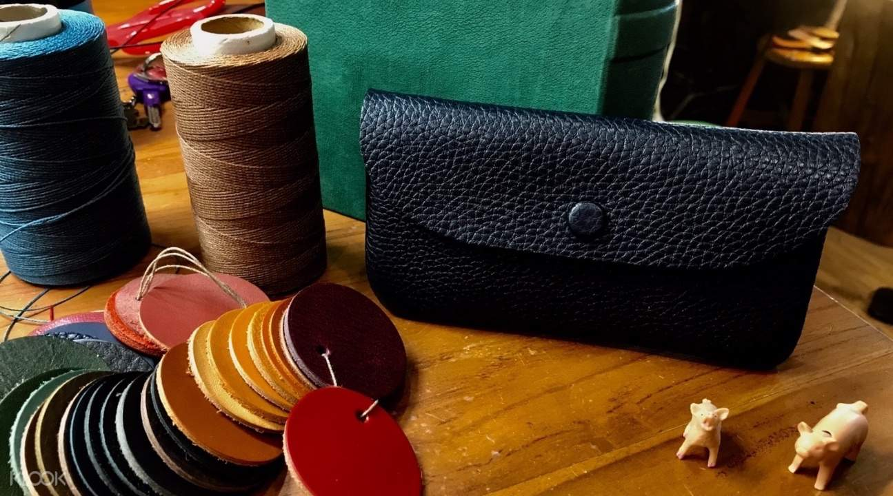 Handmade Leather Crafts Workshop (Advanced Course)