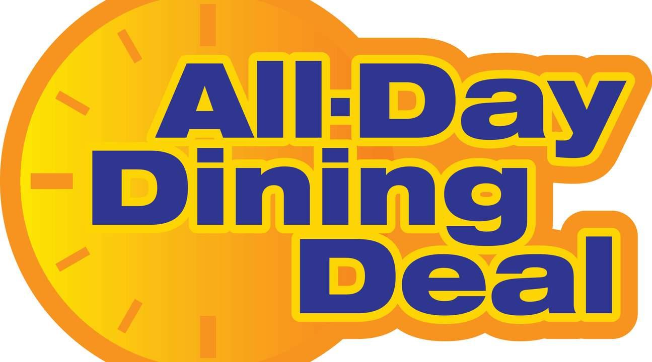 奧蘭多海洋世界一日通吃餐卡