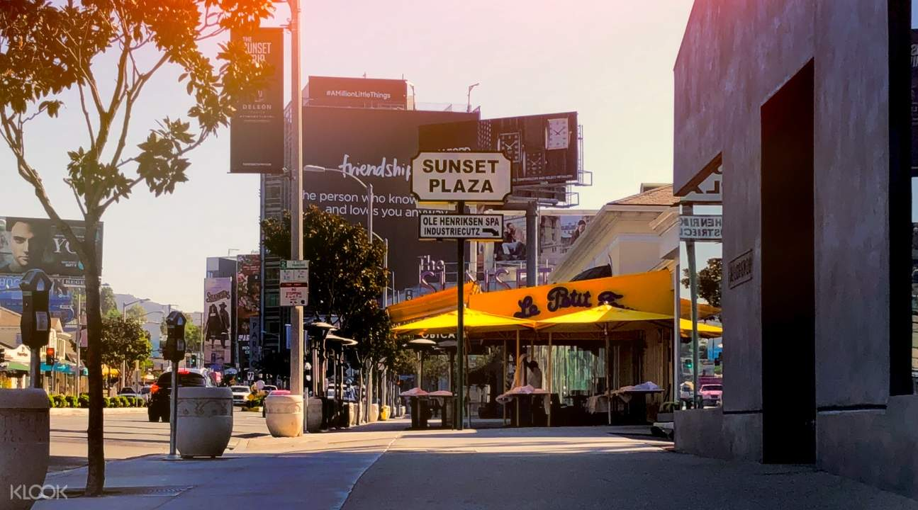 The Sunset Strip Walking Tour in Los Angeles, United