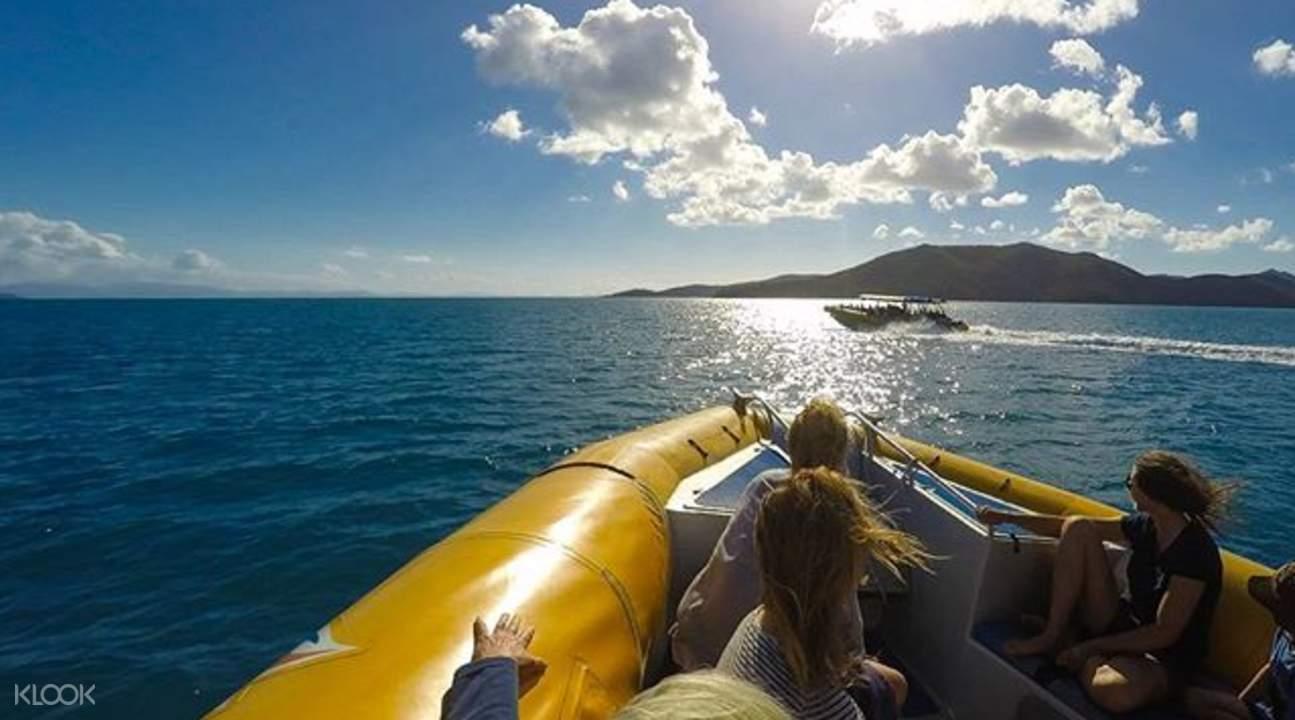 海洋激流快艇